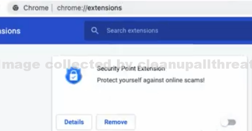 Security Point Extension